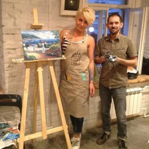 Курсы рисования для взрослых в Москве