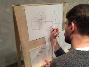 рисовать карандашом для начинающих