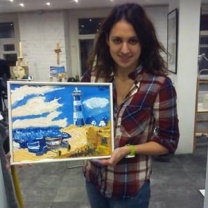 студия живописи в Москве