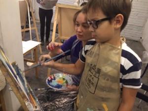 детская художественная школа москва