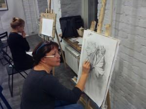 научим рисовать детей и взрослых