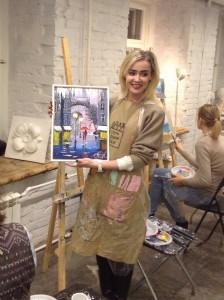 Курсы живописи в Москве для начинающих