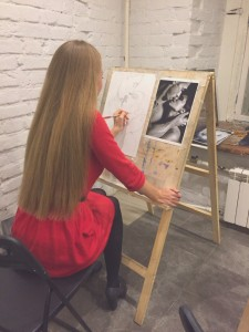 Обучение рисованию портретов