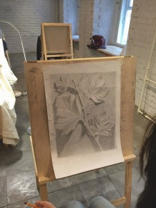 частная студия академического рисунка Матита