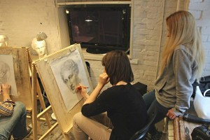 Рисование для взрослых Москва