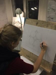 курсы рисования для начинающих