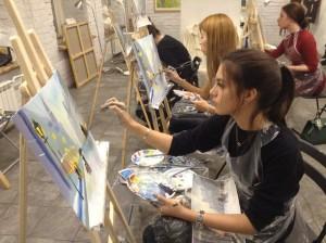 уроки рисунка