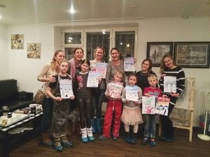 Художественная школа для детей в Москве