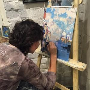 Школа рисования для начинающих