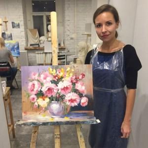 Уроки живописи для детей и начинающих взрослых