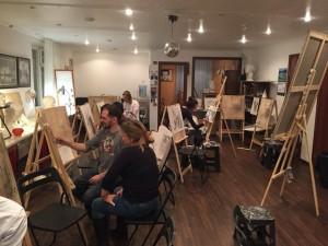 Обучение рисованию и живописи в Москве