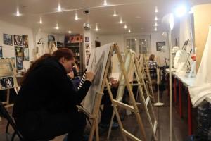 Курсы по живописи и рисунку в Москве