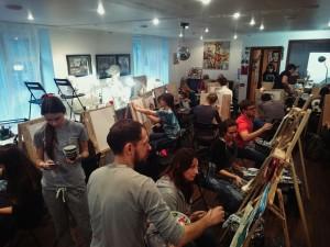 обучение академическому рисунку детей и подростков