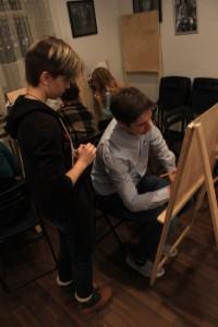Студия рисования и академического рисунка