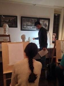 курсы академического рисования