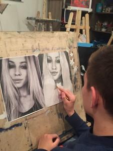 Как научиться рисовать карандашом с нуля