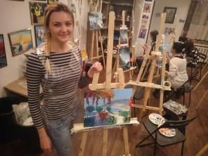 Курсы рисования для начинающих в Москве