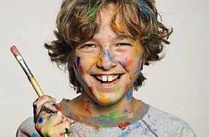 Уроки живописи для детей 8 лет