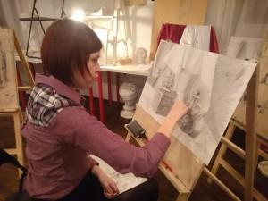 уроки рисования карандашом для начинающих поэтапно