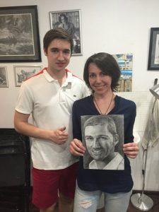 студия рисования для взрослых москва