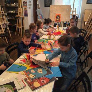 художественная школа для начинающих детей