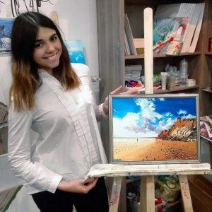 курсы живописи маслом в москве