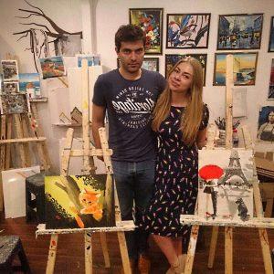 Обучение рисованию в Москве, студия академического рисунка