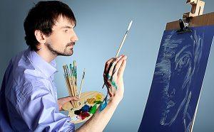 академический рисунок фигуры человека