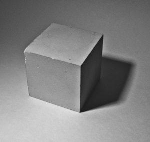 академический рисунок геометрических фигур
