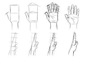 обучение рисунку карандашом