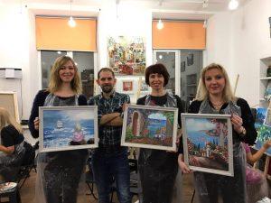 школа рисования в москве для подростков