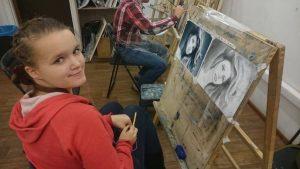 курсы рисования в москве для подростков