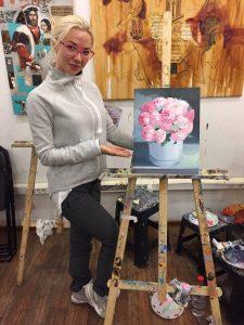 Профессиональные курсы рисования в Москве