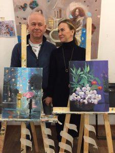Мастер классы и уроки живописи для детей и взрослых
