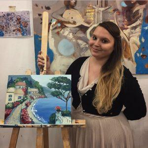 Проведение мастер классов живописи в Москве