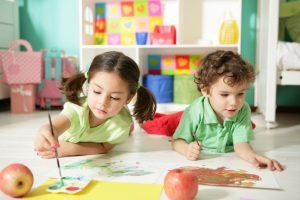 Поэтапное обучение детей рисованию и живописи