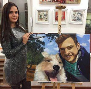Увлекательное рисование животных