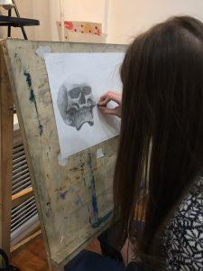 уроки рисования для начинающих карандашом курсы