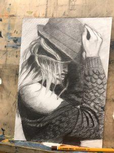 как рисовать людей карандашом