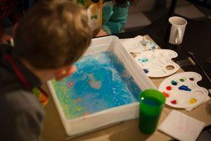 Обучение детей рисованию карандашом и маслом