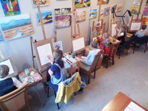 курсы рисования в москве для начинающих в москве