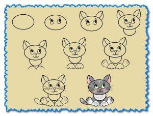 Уроки рисования для детей 9-10 лет