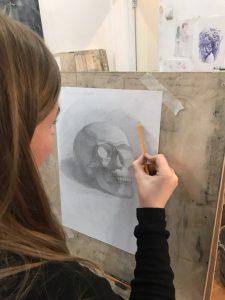 Поэтапное обучение рисованию детей и взрослых в Москве