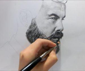 как научить ребенка рисовать человека