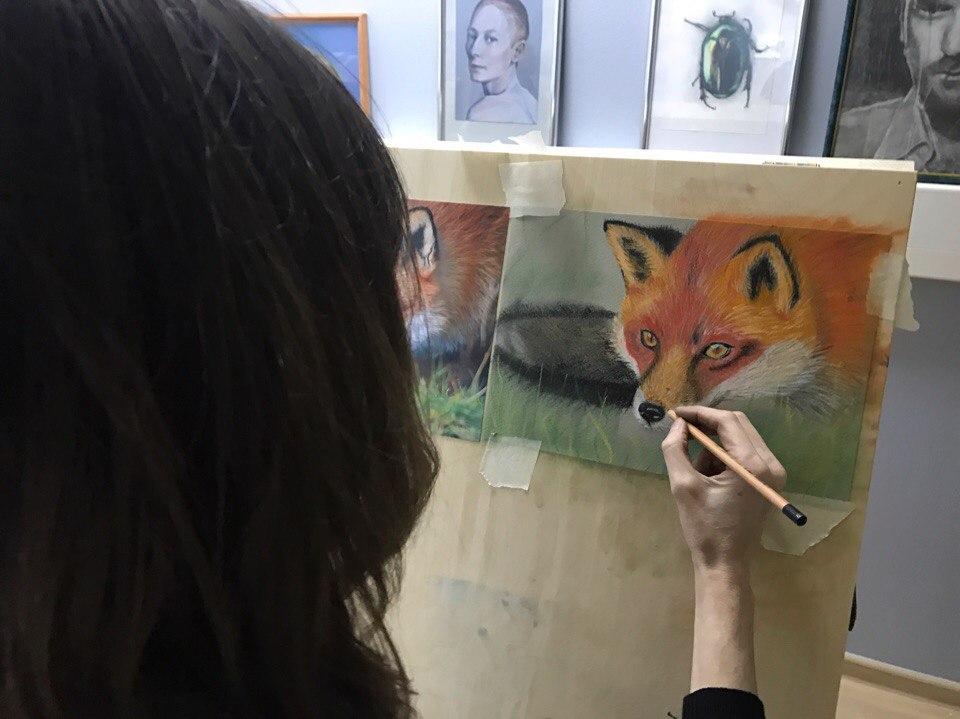 Обучение рисованию детей и взрослых в Москве