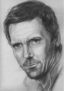 Особенности рисования портретов людей