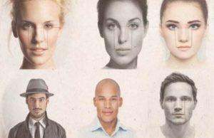 Как нарисовать лицо человека поэтапно карандашом для начинающих